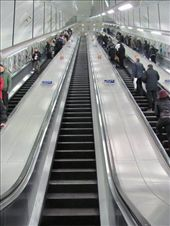 Some of these tube escalators are steep and long!: by locomocean, Views[55]