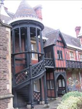 Alms Houses founded in 1483!: by locomocean, Views[153]
