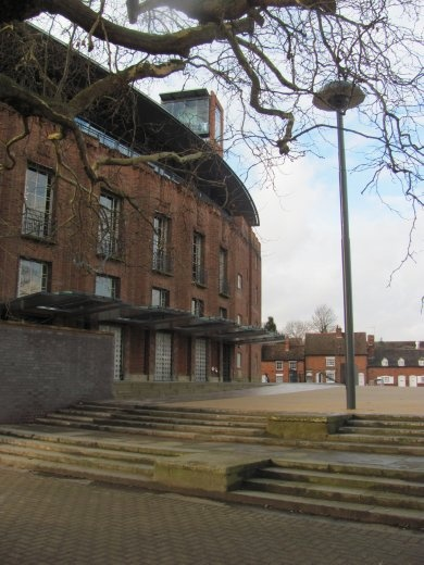 The Shakespeare Theatre in Stratford-upon-Avon