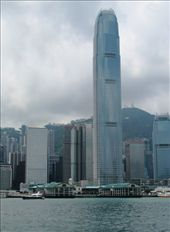 The tallest building on Hong Kong island - head and shoulders above everything else!: by locomocean, Views[155]