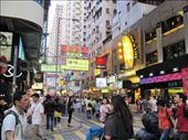 The thriving activity of streetlife in the heart of retail land, Kowloon.: by locomocean, Views[197]