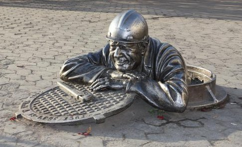 The 'slacker' in Omsk