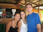 Saying goodbye to Paul at the #9 sister GH in Phnom Penh.  : by lolo, Views[417]