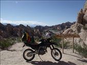 Camino desde Cafayate a Cachi por ruta 40: by loloberlin, Views[524]