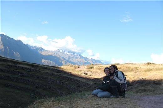 Ruinas Incas De Moray Restauradas Desarrollaron