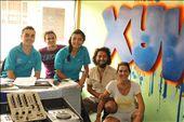 En San José nos hicieron una entrevista en la emisora XYW que transmite on line.: by loloberlin, Views[364]