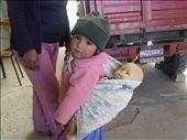 Niña jugando con su muñeca: by loloberlin, Views[768]