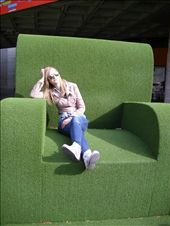 Sitting in a giant armchair: by londoner, Views[198]