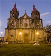 The Gothic Church of St. Anne in Molo, Iloilo City: by loriejoy, Views[993]