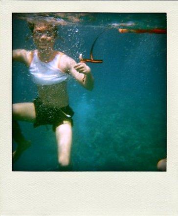 Snorkeling in Anilao