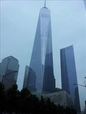 New building watching over Ground Zero - in memoriam: by los4words, Views[60]