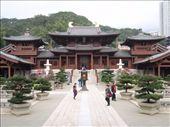A Nunnery (Chi Lin?) in Nan Lian Garden: by lottie_and_george, Views[282]