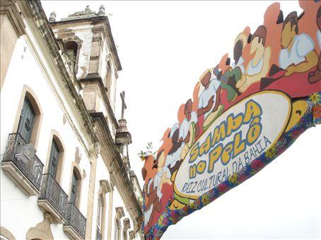 Salvador - Carnival starts