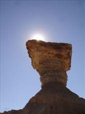Valle de la Luna - El Hongo (the mushroom): by lou, Views[183]