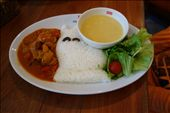 Moomintroll Cafe-using food setting on camera.: by loveadventures, Views[623]