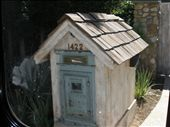 Adam Sandlers Letter box which holds little people: by loz, Views[214]