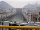 The massive Three Gorges dam project, one of five ship locks: by loza3210, Views[258]