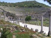The ampitheatre in its day could hold up to 40,000 people.: by loza3210, Views[219]