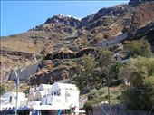 Where we walked down from Fira.: by loza3210, Views[121]