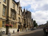 Oxford was full of beautiful old buildings: by loza3210, Views[193]