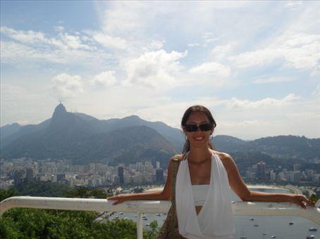 Vlsta do Päo de Açúcar - Rio de Janeiro