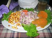 Big plate of ceviche: by luchinko, Views[854]