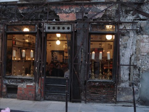A fantastic restaurant in Paris III, 49 rue Volta - Fusion food (South America)