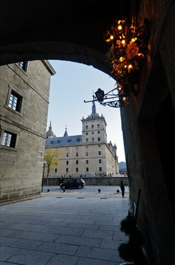 Architecture - The lore of the monastery of El Escorial, bring tourists in droves, to this architectural marvel ensconced in the mountains surrounding Madrid.