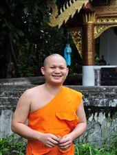 Ein Mönch lächelt uns zu: by lukas_patricia, Views[183]