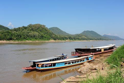 Am Mekong River