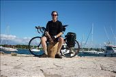 A random shot of me in Majorca with my lightweight tourer before flying back to Tokyo.: by luke_collings, Views[157]