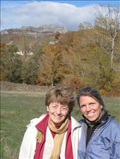 Mom and I in Ateleta, Italy-home of my great grandparents!: by lynn, Views[1424]
