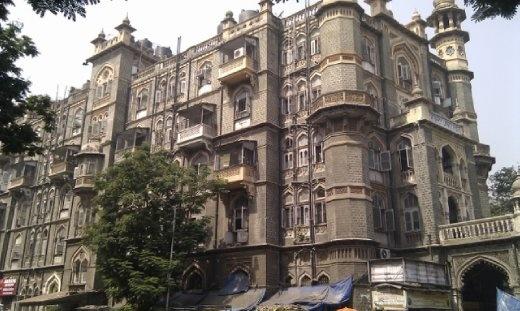 Scenes from around Mumbai
