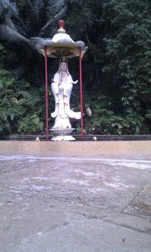 A scene from Kek Lok Tong