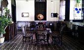 Chairs inside Cheong Fatt Tze Mansion: by macedonboy, Views[183]