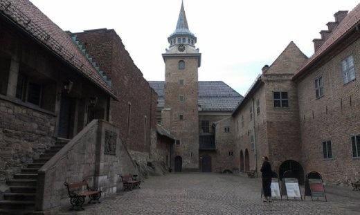 Akershus courtyard