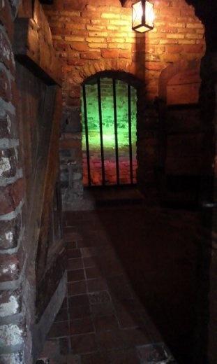 Akershus prison cell
