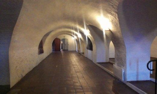 Akershus crypt hall