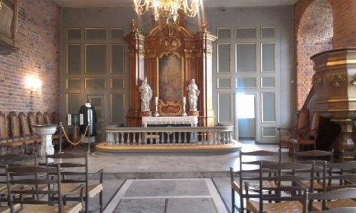 Akershus chapel