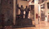 Communist style statue in mine: by macedonboy, Views[149]