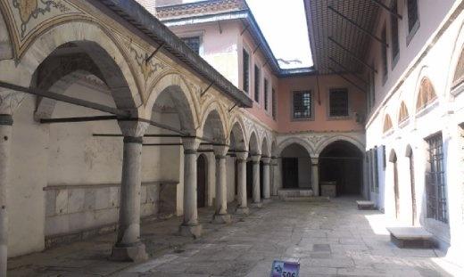 Topkapi Palace harem quarters