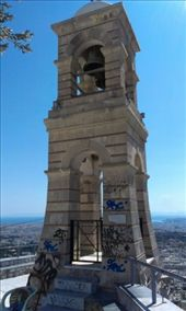 Tower on Lycabettus : by macedonboy, Views[88]