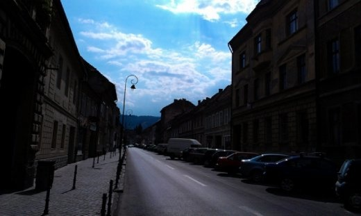 Streets of Brasov