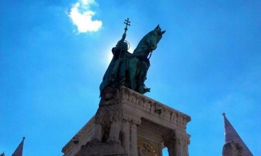 Statue of St.Stephen