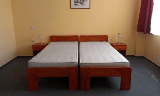 I get a bed