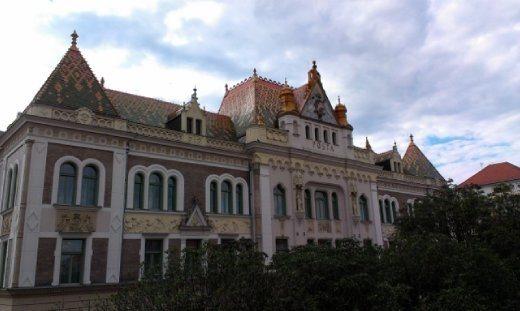 Post Office Palace