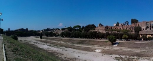 Circus Maximus from western end