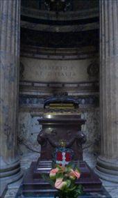King Umberto I's Tomb at Pantheon: by macedonboy, Views[167]