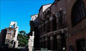 Ruins of Teatro Marcello: by macedonboy, Views[53]