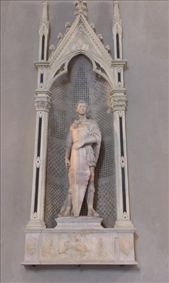Museo del Bargello - St.George by Donatello: by macedonboy, Views[189]